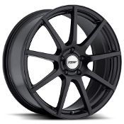TSW INTERLAGOS MATTE BLACK C5 18/19 COMBO