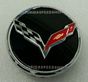 Corvette Center Caps