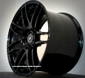 FORGESTAR F14 ROTARY FORGED DEEP CONCAVE CORVETTE WHEELS 19/20