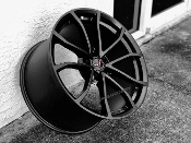OEM FACTORY GM CENTENNIAL CUP WHEELS SATIN BLACK 19/20 C7